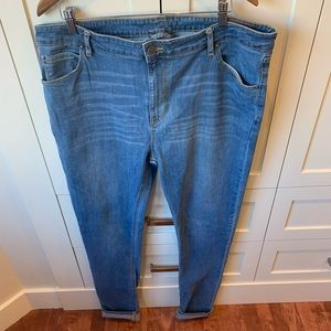 ASOS extra long skinny jeans